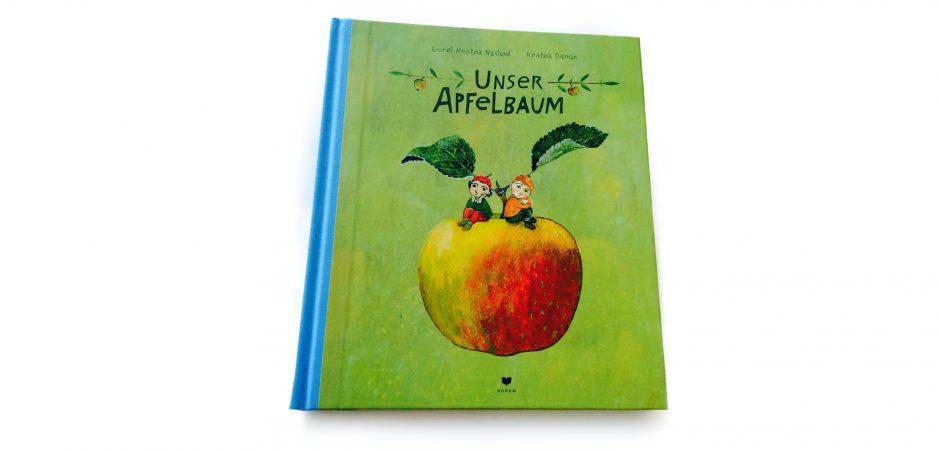 Die Kita Karlsruhe Flohkiste macht eine Apfelwoche