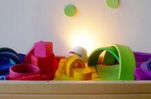 Kita Wichtelgarten – kennenlernen der Farben