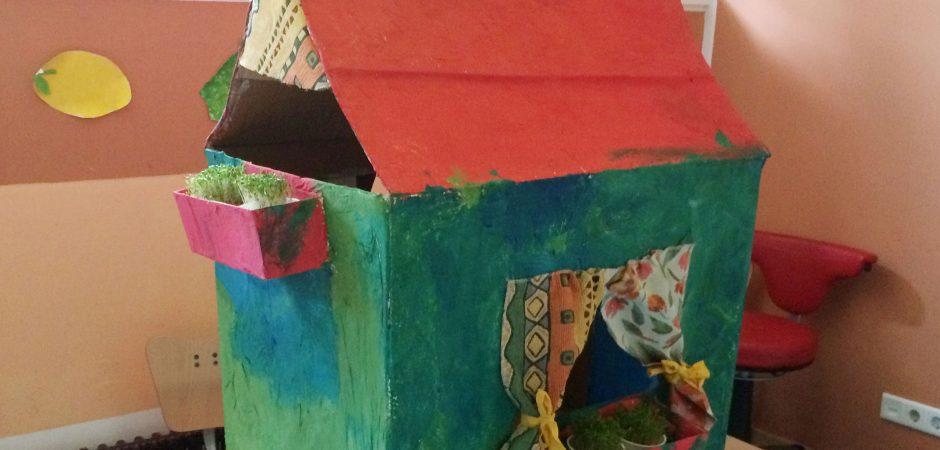 Kita Räuberkiste aus Karlsruhe und ihre Kreativität zum Thema Lebensweise