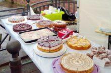 Rückblick Wichtelgarten-Kuchenverkauf