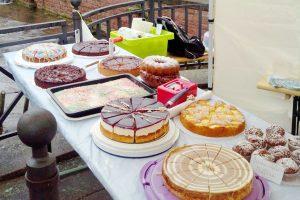 Kita Karlsruhe trumpft auf mit leckeren Kuchen
