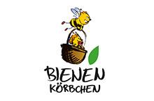 Kita Karlsruhe Logo Bienenkörbchen