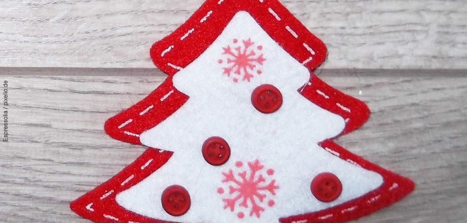 Weihnachtskarten zum Selbergestalten