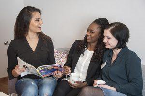 Karriere mit Kinderbetreuung in Karlsruhe