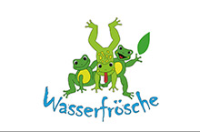 Logo Kita Wasserfrösche