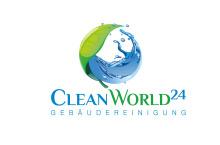 Logo Cleanworld 24 Gebäudereinigung