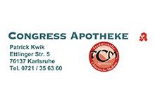 Logo Congress Apotheke