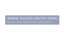 Logo Burow Kachur Gentes Fiebig