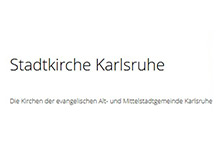 Logo Stadtkirche Karlsruhe