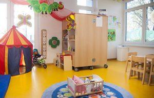 Spielzimmer Kinderbetreuung Karlsruhe