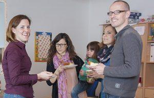 Zusammenarbeit mit Eltern in Kita Karlsruhe