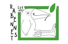 Kita Karlsruhe Logo Rabennest