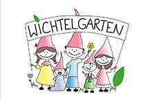 Kita Karlsruhe Logo Wichtelgarten