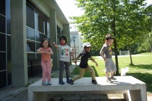 Maiferienbetreuung Europäische Schule Karlsruhe