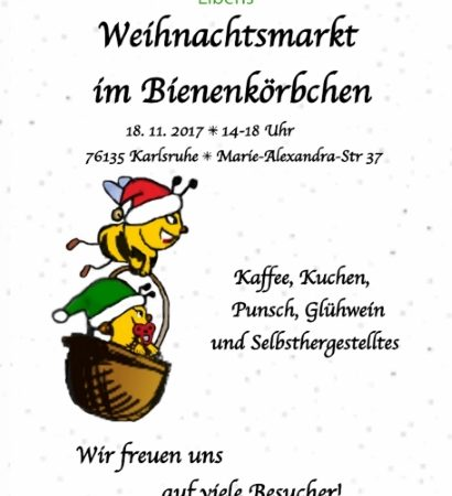 Die Weihnachtswerkstatt – Bienchen statt Elfen