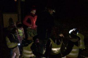 Vorschulkinder traffen sich zur Übernachtung in der Kita Räuberkiste in KArlsruhe