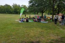 Sommerfest im Hort Südendschule