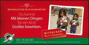 Weihnachten Im Schuhkarton Org.Flyer Weihnachten Im Schuhkarton