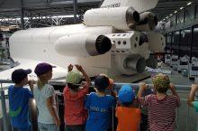 Unser Besuch im Technikmuseum