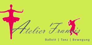 Logo des Atelier Francis in Ettlingen