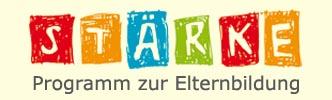 Logo des STÄRKE Programms