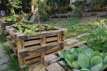 Gartenverschönerung in der Kita Dorfwies