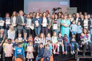 """""""Kleine Helden"""" - Preis Gewinner"""