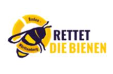 Logo Rettet die Bienen