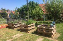 Bauerngarten – spielerisch die Natur entdecken